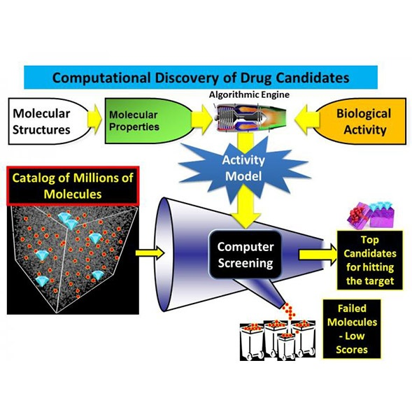 """Featured image for """"Evaluating toxicity of possible drug candidates, their analogs and metabolites"""""""